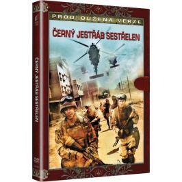 Černý jestřáb sestřelen (knižní edice)   - DVD