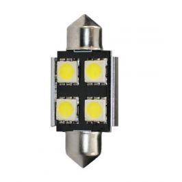 MAMMOOTH LED žárovky - bílá, typ C5W, 1W