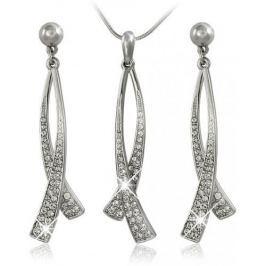 MHM Souprava šperků Hela Crystal 34186
