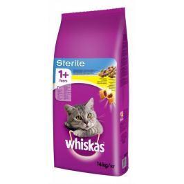 Whiskas Sterilised 14 kg