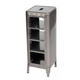 Mørtens Furniture Regál / policová skříň Mason, 80 cm