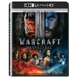 Warcraft: První střet  (2 disky)   - Blu-ray + 4K ULTRA HD