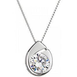 Preciosa Stříbrný náhrdelník Wispy 5105 00 stříbro 925/1000