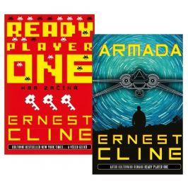 Cline Ernest: Komplet Ready Player One + Armada