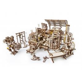 UGEARS Továrna robotů