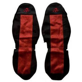 F-CORE Potahy na sedadla PS10, červené