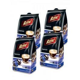 René Espresso kapsle pro kávovary Dolce Gusto 16 ks, 4 balení