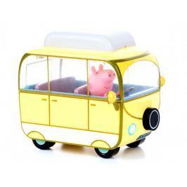 TM Toys Peppa Pig - kempingový vůz + figurka