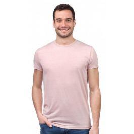 Brave Soul pánské tričko Gonzalob S růžová