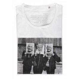 MFF Karlovy Vary dámské bílé tričko S