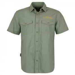 Bushman Košile DRISCOLL, světle zelená, M