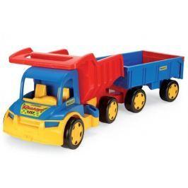 Wader Gigant truck s vlečkou