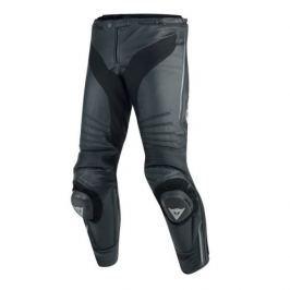 Dainese kalhoty MISANO vel.46 černá/antracit, kůže