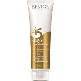 Revlon Professional Šampon a kondicionér pro zlatavé odstíny 45 days total color care (Shampoo&Conditioner Golden Blonde