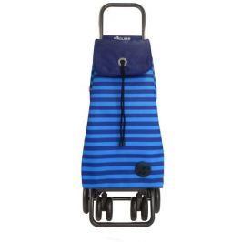 Rolser Nákupní taška na kolečkách I-Max Marina Logic RG, modrá