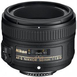 Nikon Nikkor AF-S 50 f/1,8 G - II. jakost