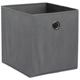 Time Life Skladovací box 28 x 26,5 cm, šedá
