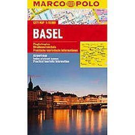Basel - City Map 1:15000