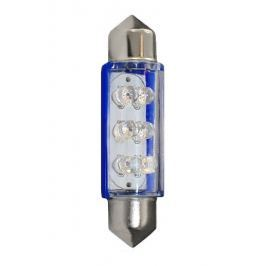 MAMMOOTH LED žárovky - Basic, modrá, typ C5W, 0,37W