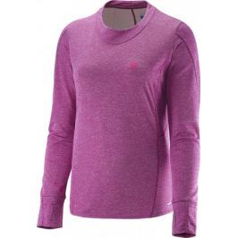 Salomon Park Ls Tee W Aster Purple S