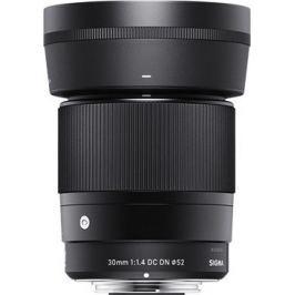 Sigma 30/1,4 DC DN Contemporary pro Olympus micro 4/3