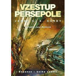 Corey James S. A.: Vzestup Persepole - Expanze 7
