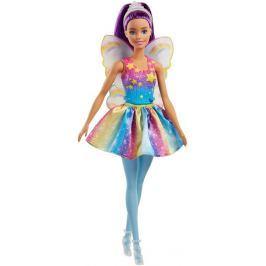 Mattel Barbie víla fialová
