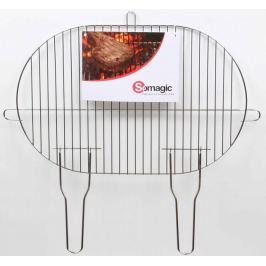 SOMAGIC Grilovací oválný rošt (495133CDS)