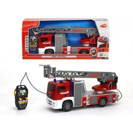 Dickie RC Hasičské auto 50 cm, na kabel, česká verze