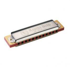 Hohner Marine Band 364/24 C Foukací harmonika