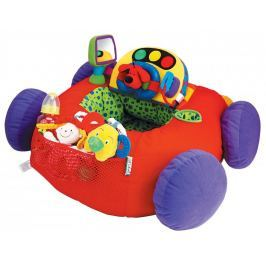 K´s Kids Velké látkové elektronické auto