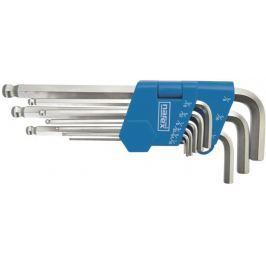 Narex 9dílná sada klíčů 1/16'-3/8' (43000343)
