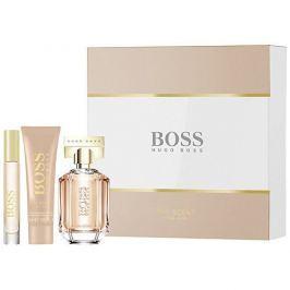 Hugo Boss Boss The Scent For Her - EDP 50 ml + EDP 7,4 ml + tělové mléko 50 ml