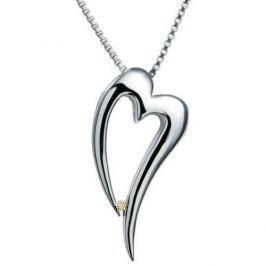 Hot Diamonds Náhrdelník Just add Love Lingering DP088 stříbro 925/1000