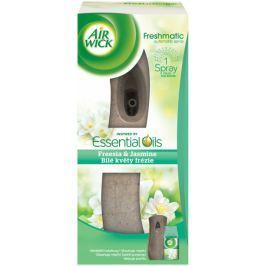 Air wick Freshmatic osvěžovač vzduchu + náplň Bílé květy frézie 250 ml