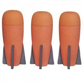 Nerf Mega balení 3 vlekých náhradních pěnových šipek