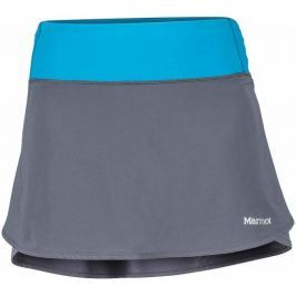 Marmot Wm's Pace Skort Dark Charcoal/Slate Blue XS