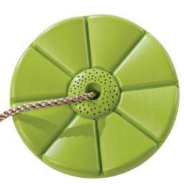 CUBS Houpačka Disk - květinka světle zelená
