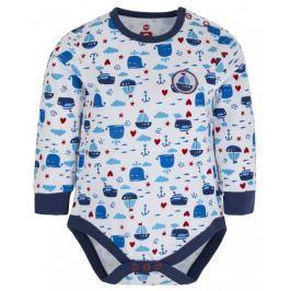 G-mini Chlapecké body Námořník - modré, 56 cm