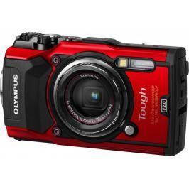 Olympus Tough TG-5 Red + Power Kit