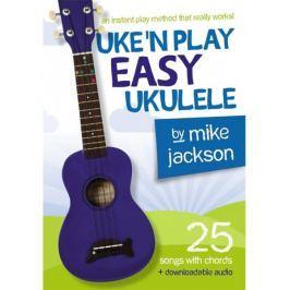 MS Mike Jackson: Uke'n Play Easy Ukulele Škola hry na ukulele