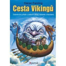 Fanning Kieran: Cesta Vikingů