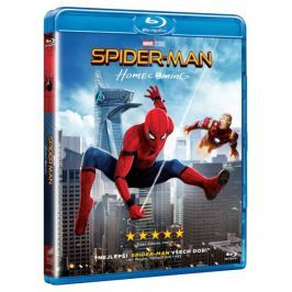 Spider-Man: Homecoming   - Blu-ray