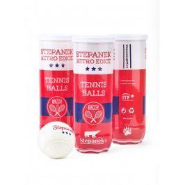 Stepanek Tenisové míče RETRO (3ks)