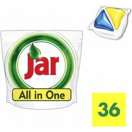 Jar kapsle Yellow 36 ks