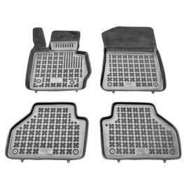 REZAW-PLAST Gumové koberce, sada 4 ks (2x přední, 2x zadní),  BMW X3 II (F25) od r. 2010, BMW X4 (F26) od r. 2014