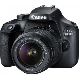Canon EOS 4000D + 18-55 DC III (3011C003)