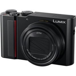 Panasonic Lumix DMC-TZ200EP Black