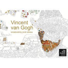 Vincent van Gogh - Omalovánky proti stresu