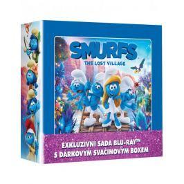 Šmoulové 1-3 LUNCH BOX (3BD + svačinový box)   - Blu-ray